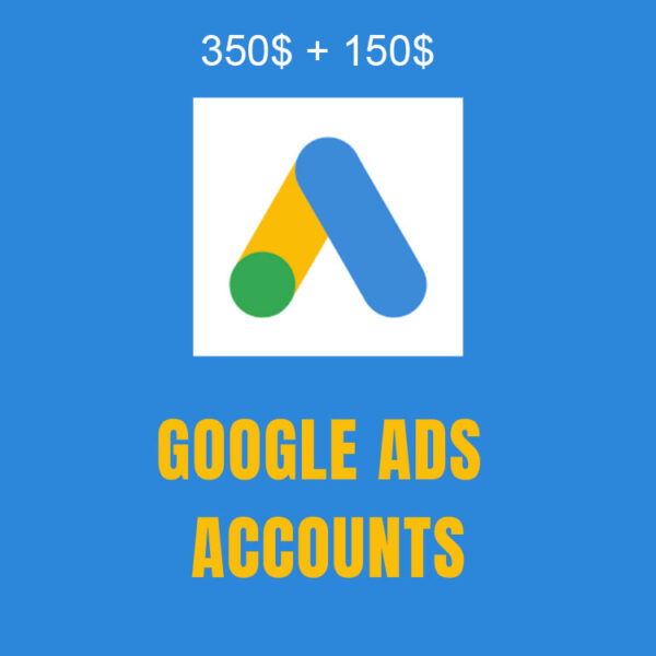 adwords threshold accounts for sale